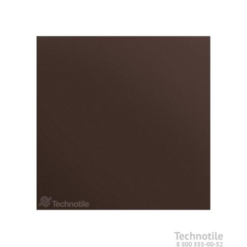 Плитка керамогранит Декор Шоколад матовый
